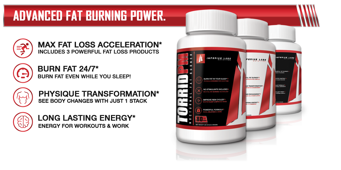 Advanced Fat Burning Stack